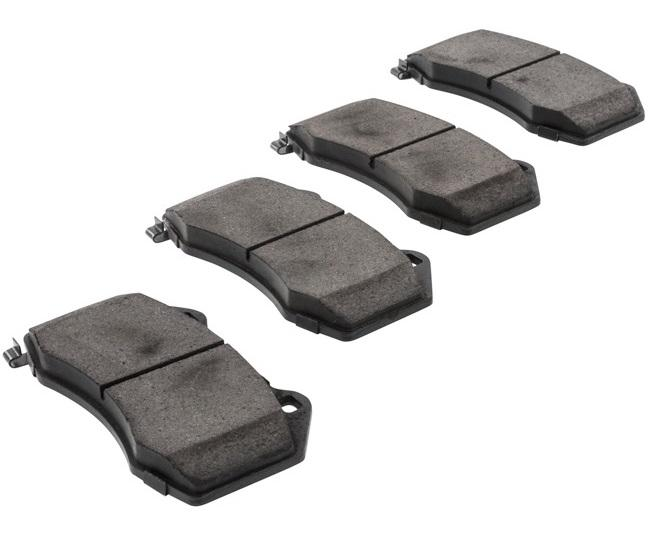 Suspension & Brakes - Power Stop Brake Pads