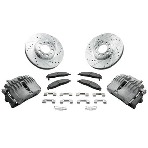 "Suspension & Brakes - Sonic/Cruze 12"" Front Brake Kit"