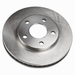Suspension & Brakes - Standard Rotors