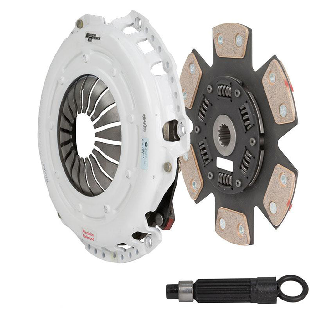 Transmission & Drivetrain - Clutch Masters Clutch Kit For Cruze/Sonic