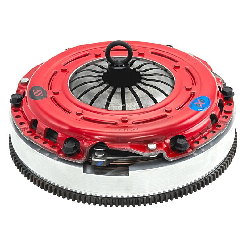 Transmission & Drivetrain - F40 Race Clutch Assembly