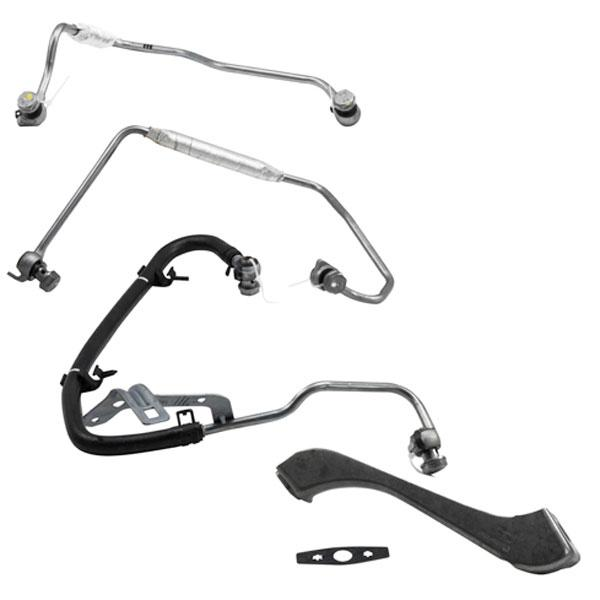 Turbo Parts & Kits - K04 Turbo Oil And Water Lines