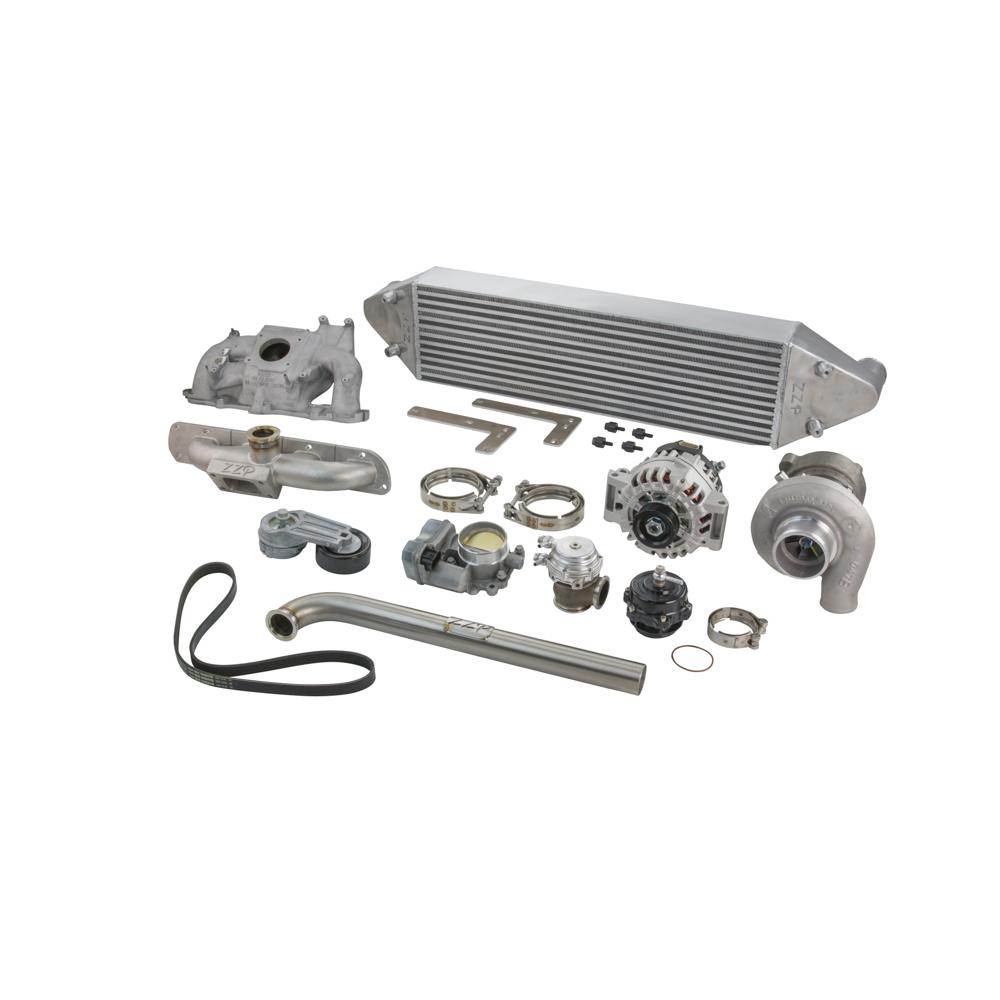 Turbo Parts & Kits - LSJ Turbo Complete Swap Kit
