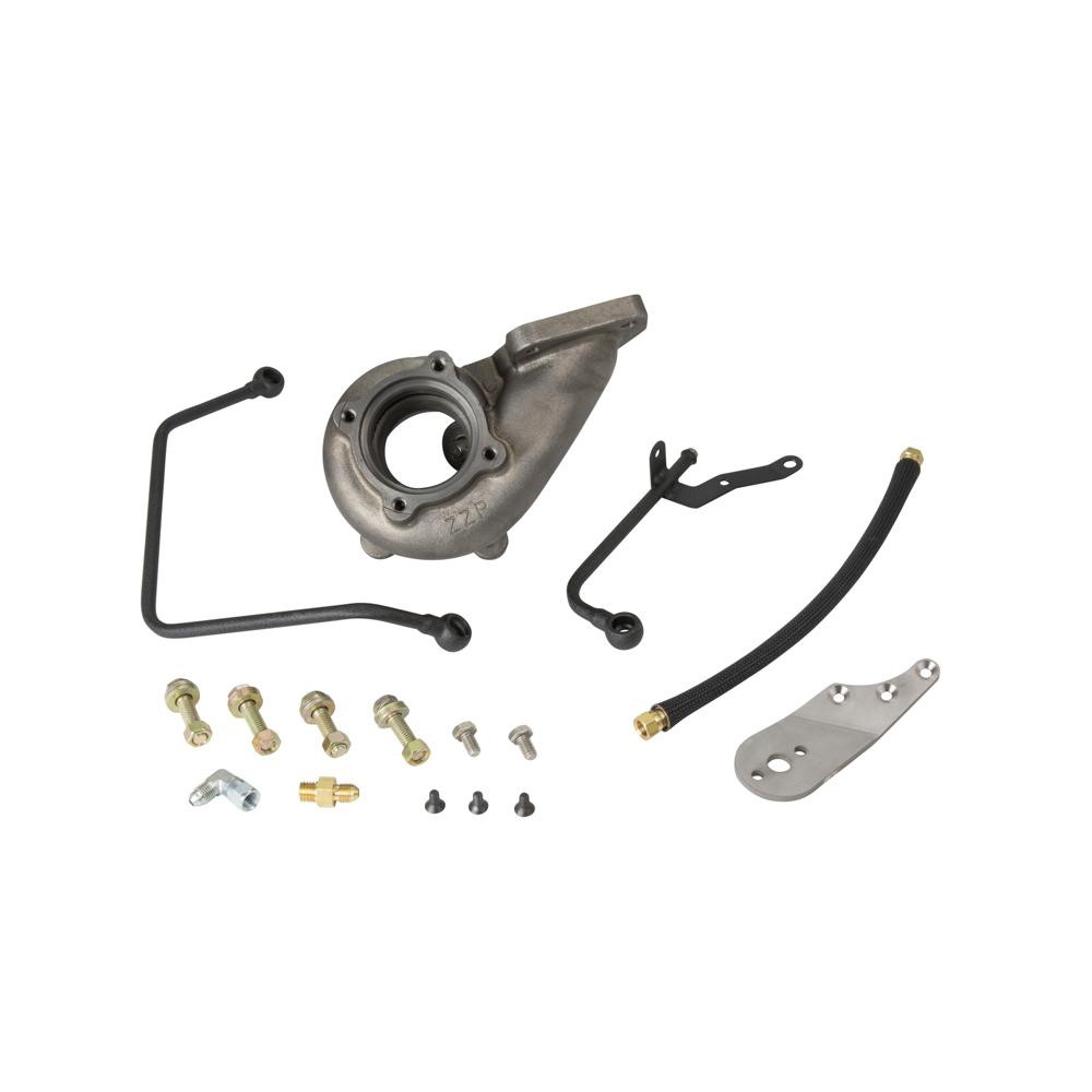 Turbo Parts & Kits - ZZP EFR Exhaust Housing Kit