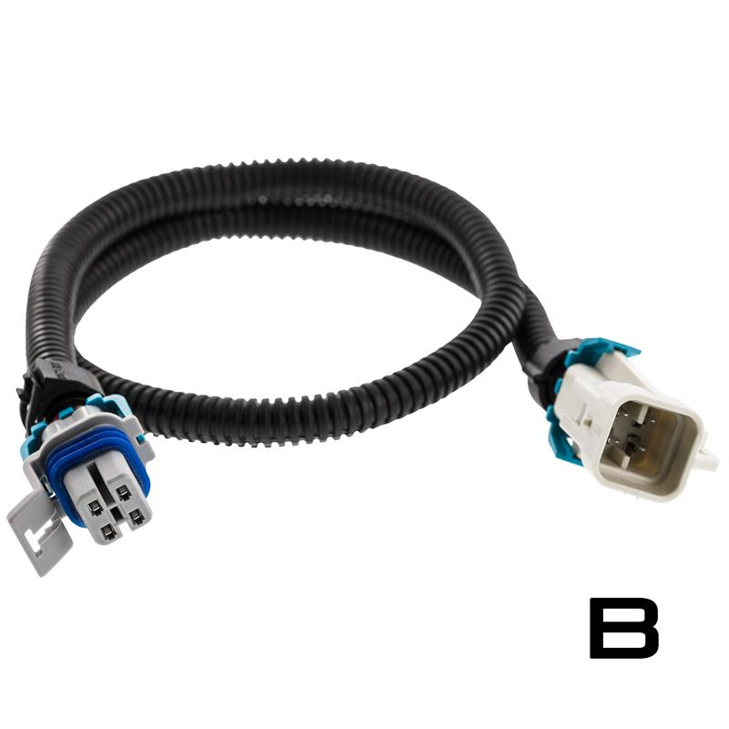 Wire Harnesses & Adapters - O2 Extension Harness