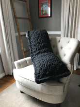 "Load image into Gallery viewer, Chunky Knit Body Pillow | 20""x52"" Knit Pillow - Hands On For Homemade"