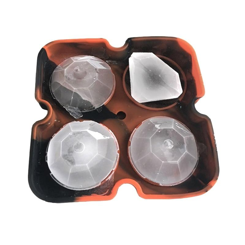 Diamond Ice Cube Trays - Add some class to your glass