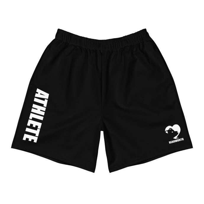 Athlete Black/White Shorts