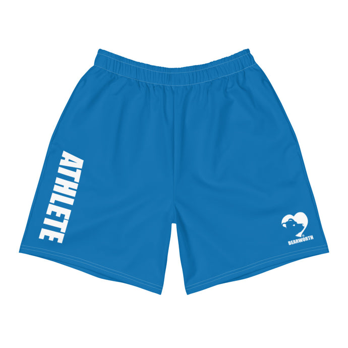 Athlete Blue Shorts