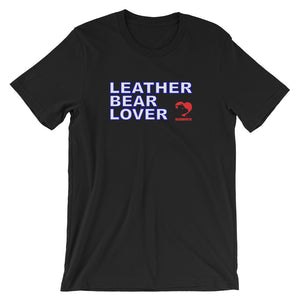 Leather Bear Lover T-Shirt