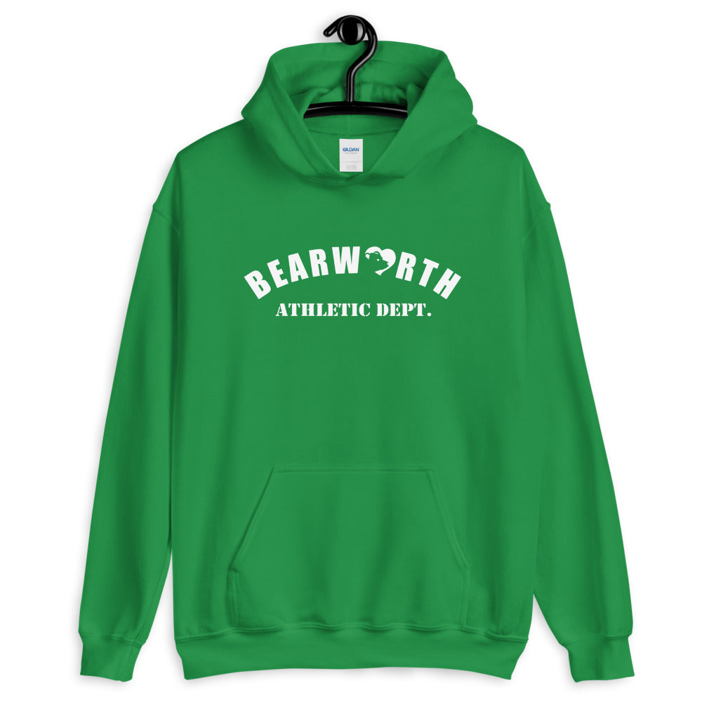 BEARWORTH Athletic Dept. Hoodie