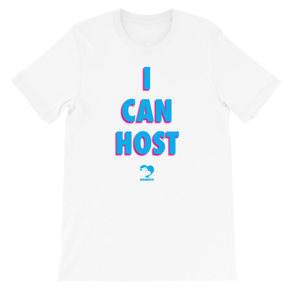 I CAN HOST T-Shirt