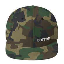 BOTTOM Snapback Hat