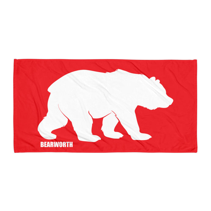 Big Bear Towel