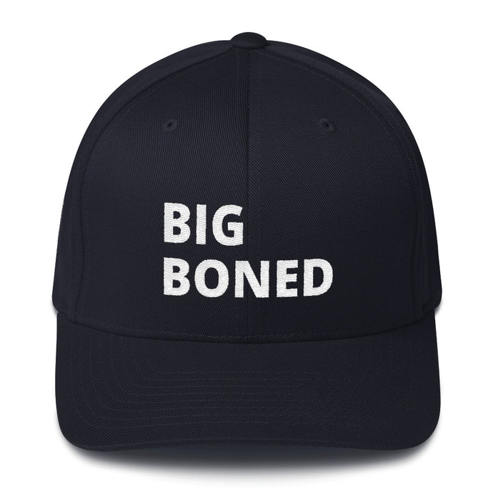 BIG BONED Flexfit Structured Twill Cap