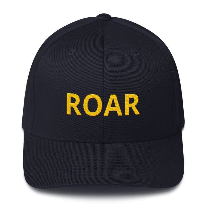 ROAR Flexfit Structured Twill Cap