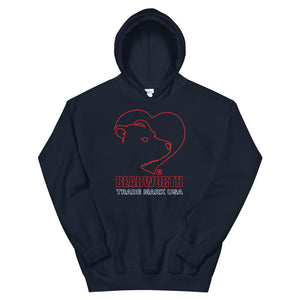 BEARWORTH Outline Hoodie