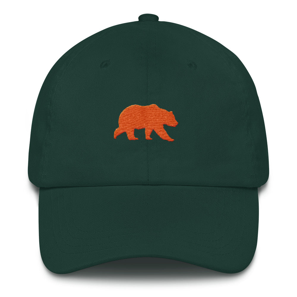 Bear Dad Hat