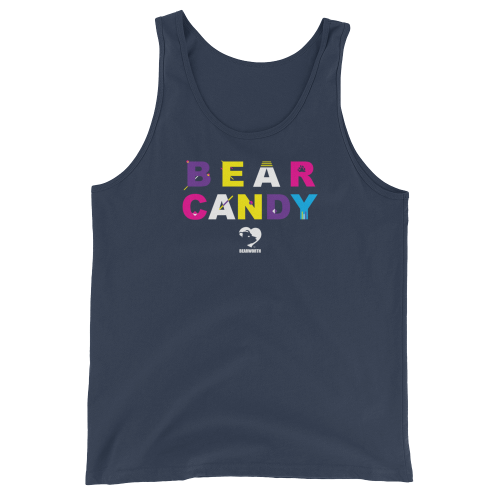 Bear Candy Lover Tank Top