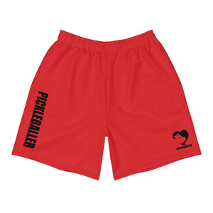 Pickleball Athletic Shorts (Fire)