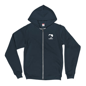 BEARWORTH Zip-Up Hoodie