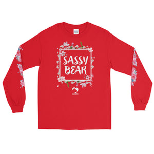 Sassy Bear  Long Sleeve Tee