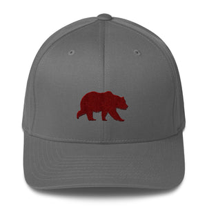 Bear Flexfit Cap