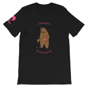 I love you Beary Much T-Shirt