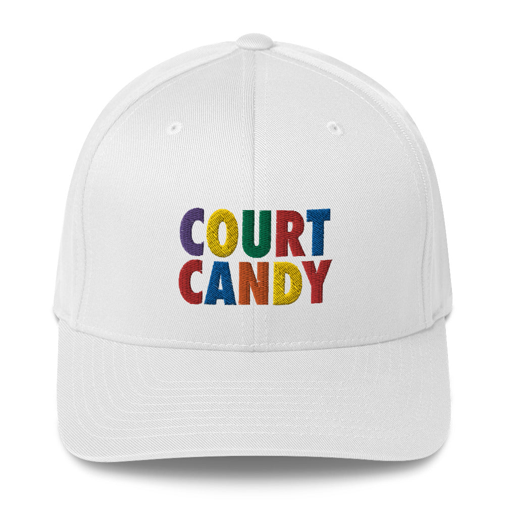 Court Candy Flexfit Cap