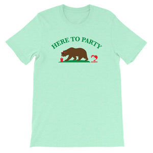 Here to Party T-Shirt