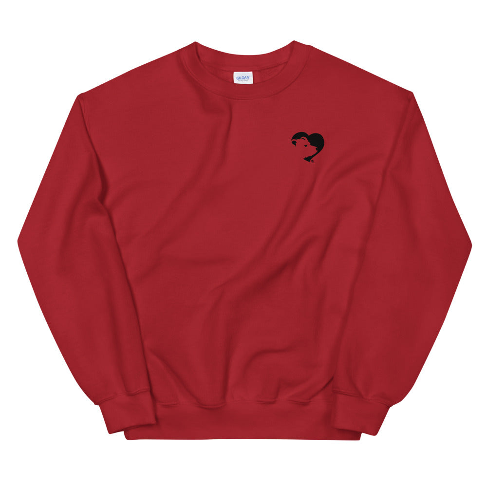 BEARWORTH Heart Sweatshirt