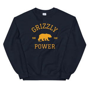 Grizzly Power Sweatshirt