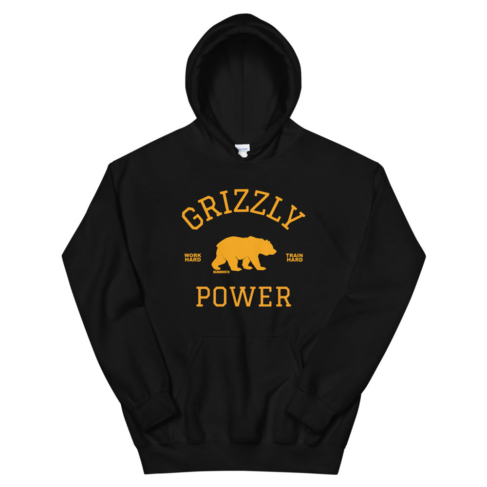 Grizzly Power Hoodie