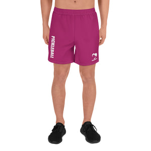 Pickleball Shorts (Magenta)