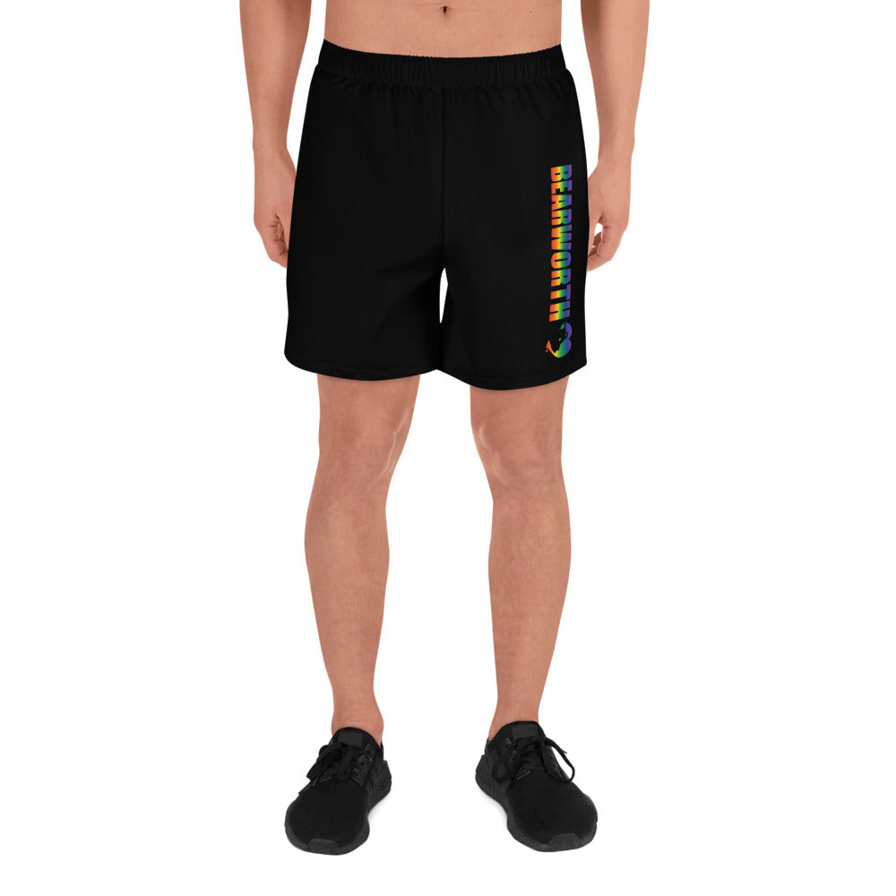 BEARWORTH PRIDE Men's Athletic Shorts