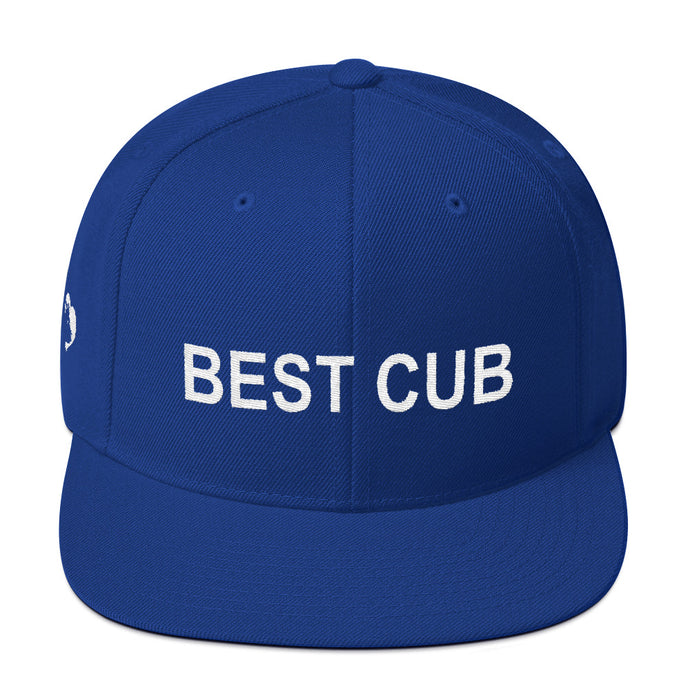 BEARWORTH BEST CUB Snapback Hat