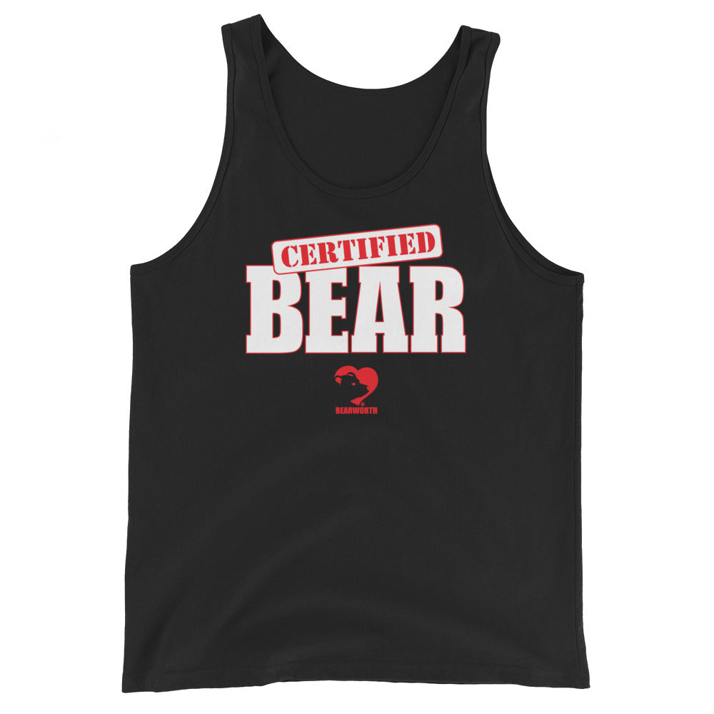 Certified Bear Tank Top