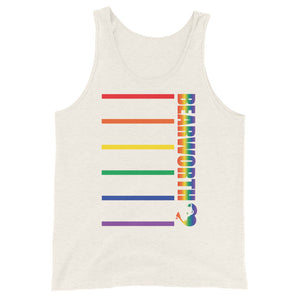 BEARWORTH Pride Stripes Tank Top