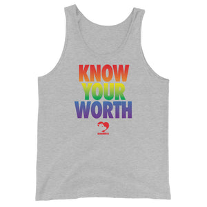 Know Your Worth Tank Top