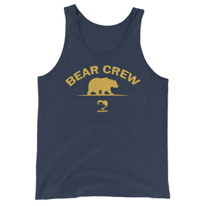 Bear Crew (Gold) Tank Top