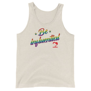 Be influential Tank Top