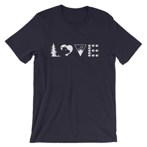 Love Outdoors (White) T-Shirt
