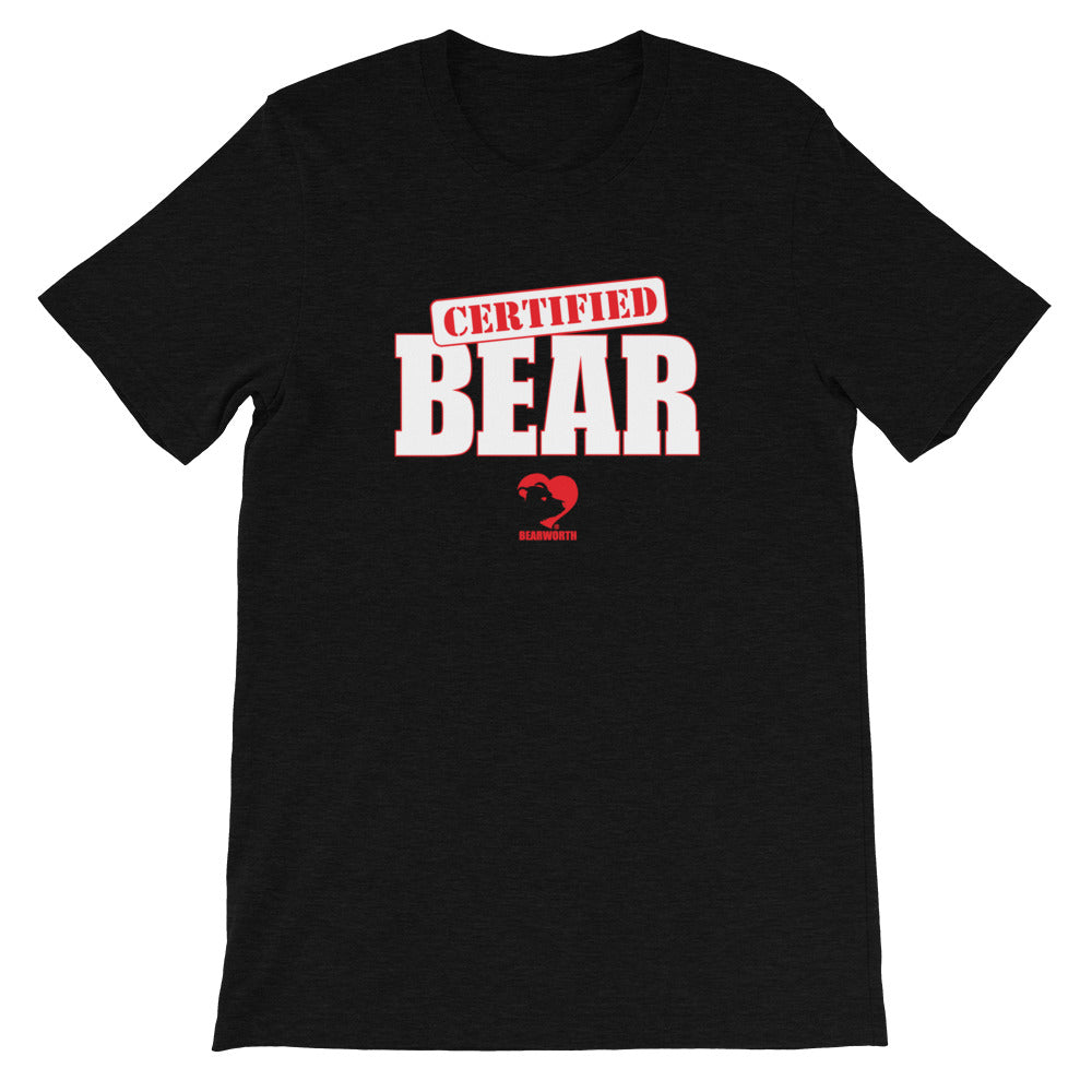 Certified Bear T-Shirt