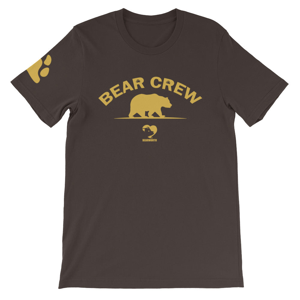 Bear Crew (Gold) T-Shirt