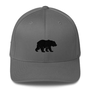 Big Bear (blk) Flexfit Cap