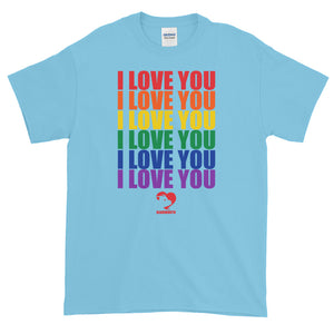 I LOVE YOU T-Shirt (Thick Cotton)