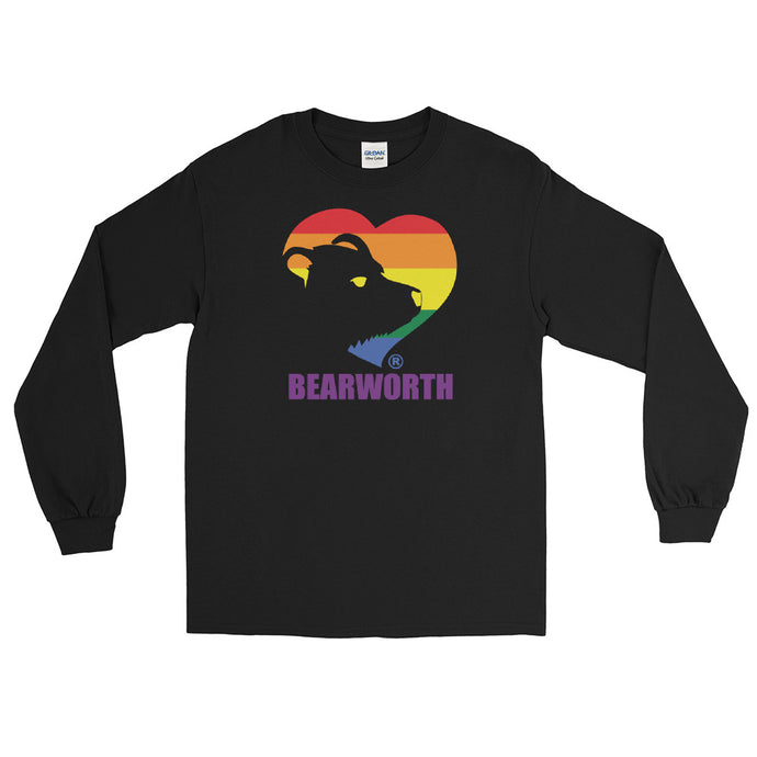Gay Pride Long Sleeve Tee