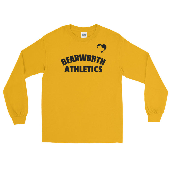 BEARWORTH ATHLETICS Long Sleeve Tee