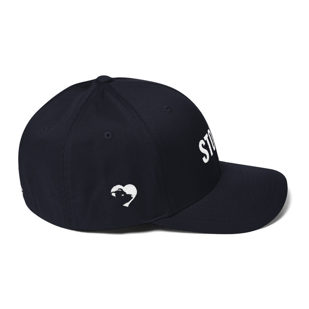 STOCKY Flexfit Structured Twill Cap