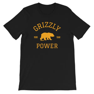 Grizzly Power T-Shirt